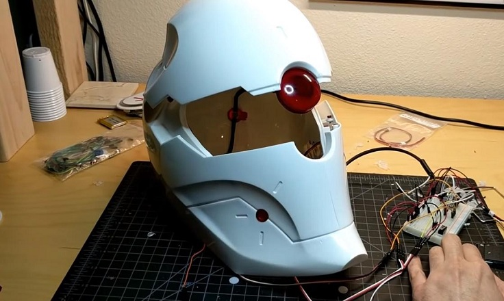 Шлем Серого Лиса