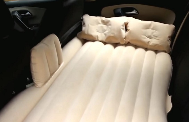 Матрац в машину