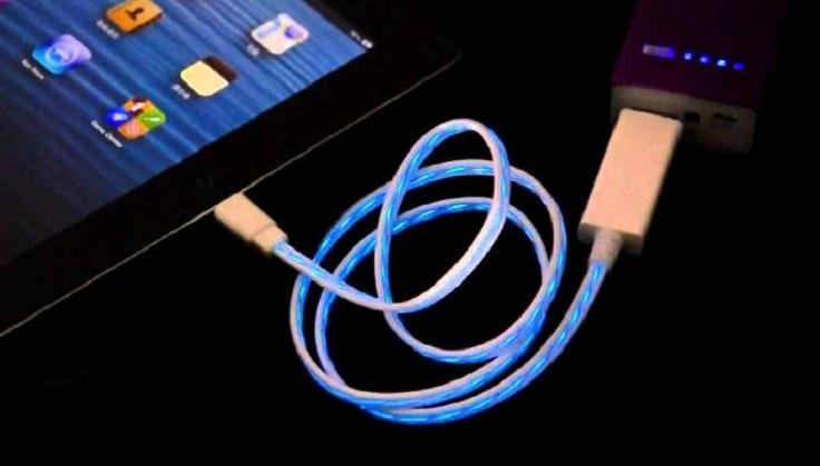 Бегающий кабель