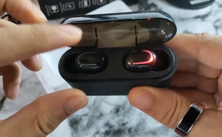 Беспроводные наушники HBQ Q32