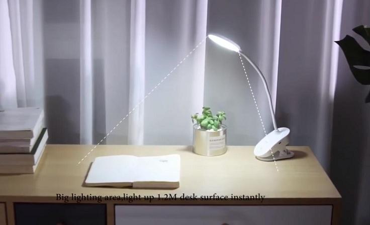 Популярная настольная лампа