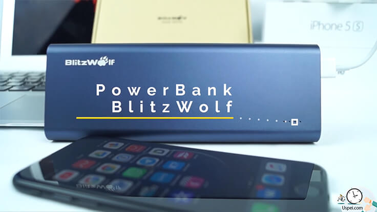 Power bank  BlitzWolf