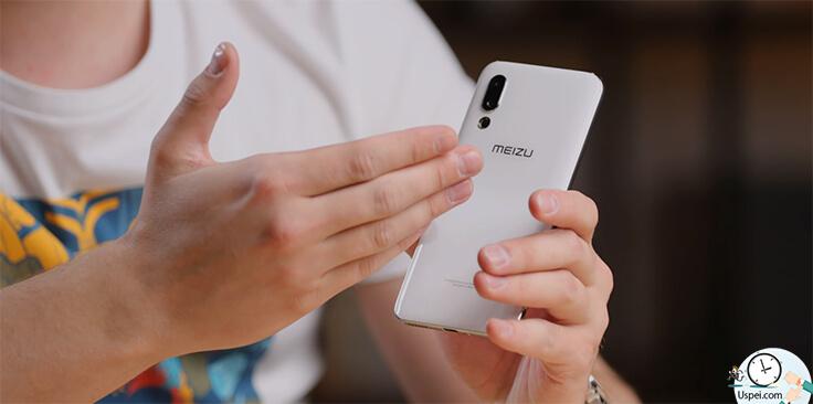 Первый обзор Meizu 16s - производительность