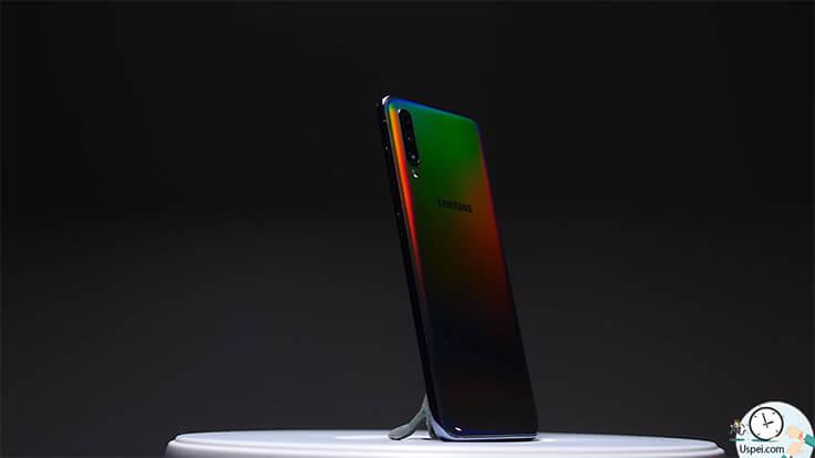 Samsung Galaxy A70 - выводы