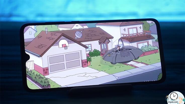 Обзор Xiaomi Mi 9 – дисплей