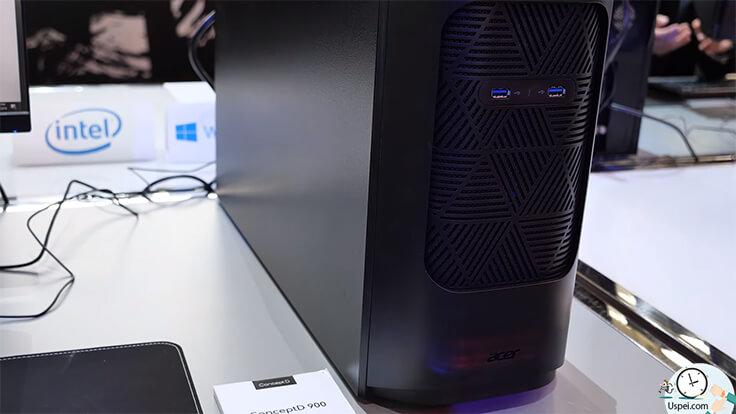 ConceptD 900 - настоящий десктопный монстр с двумя Xeon на борту