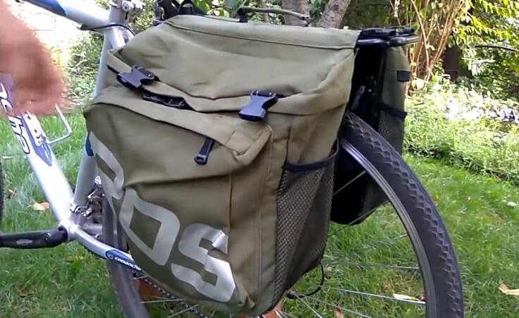 Вело- сумка