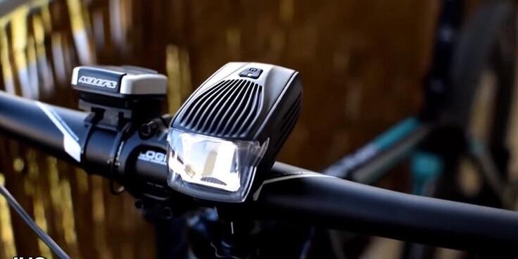 Вело фонарь