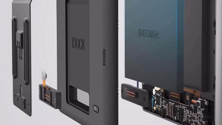 Умный глазок Xiaomi Luke Smart Door