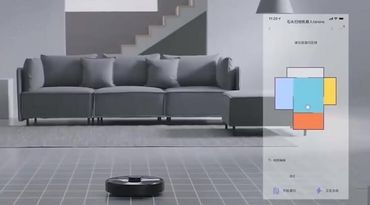 Робот-пылесос Xiaomi Roborock T6
