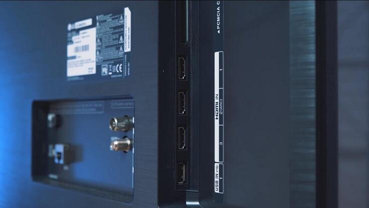 Все четыре разъема HDMI теперь поддерживают стандарт HDMI 2.1