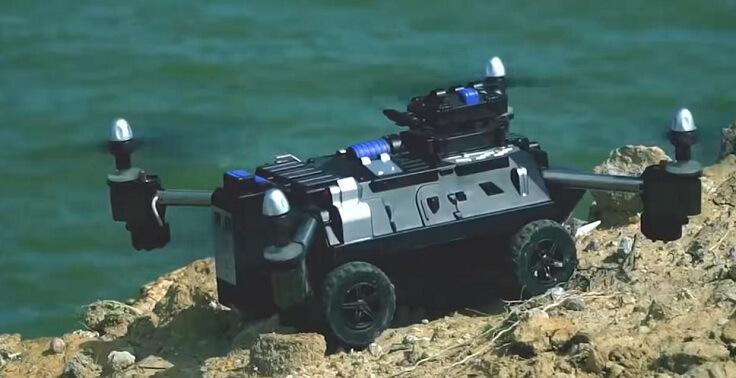 Дрон – танк
