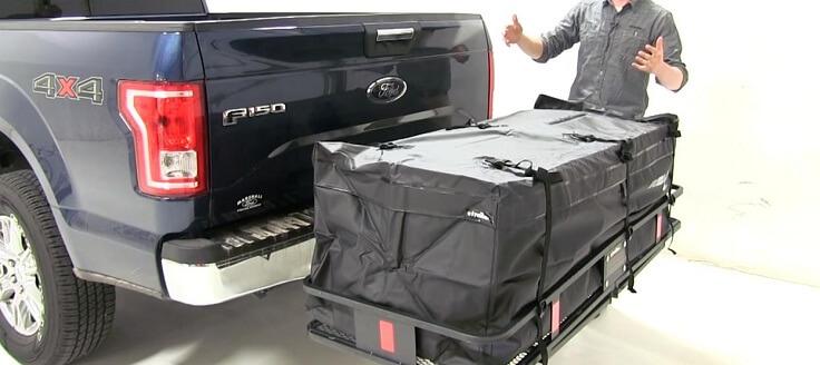 Сумка доп багажник