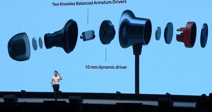 Беспроводные наушники Bullets Wireless 2 получили 10 мм арматурные драйвера, поддержку APTX HD, Bluetooth 5.0