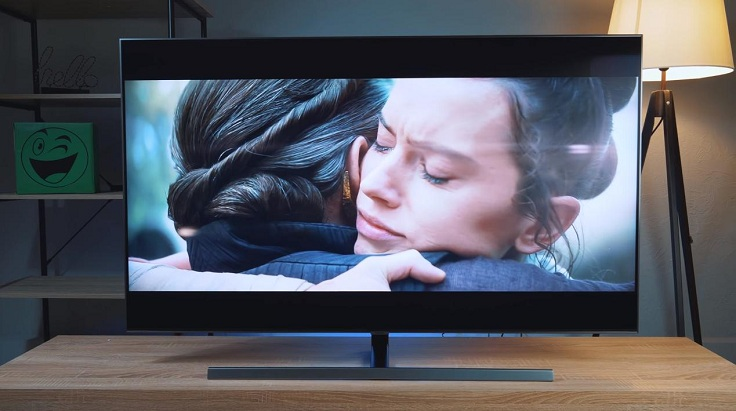 Толщина телевизора вас пугать не должна картинка будет лучше