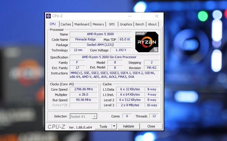 Проверить частоту и тайминги можно с помощью утилиты CPU-Z