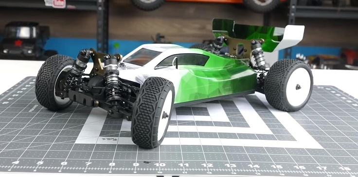 Скоростная машина RC