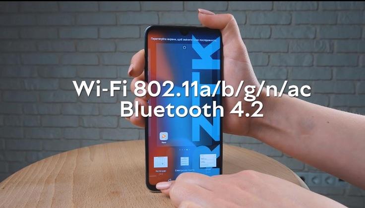 Смартфон поддерживает все известные нам стандарты сети, кроме 5G