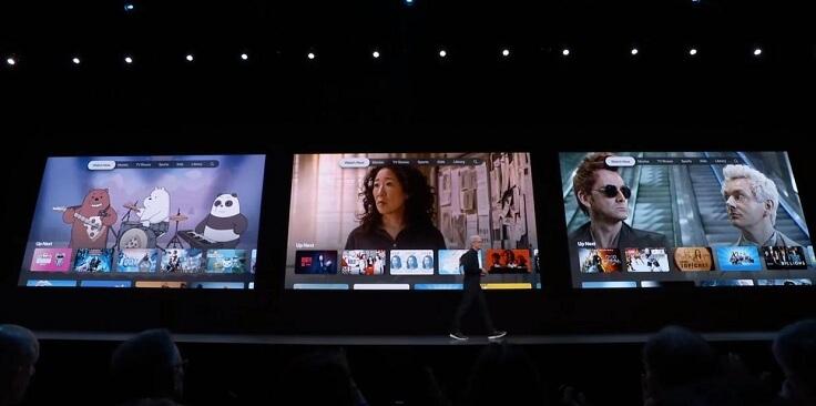 Началось все с обновления Эппл ТВ