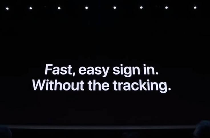Apple ID-логины в сторонние приложения