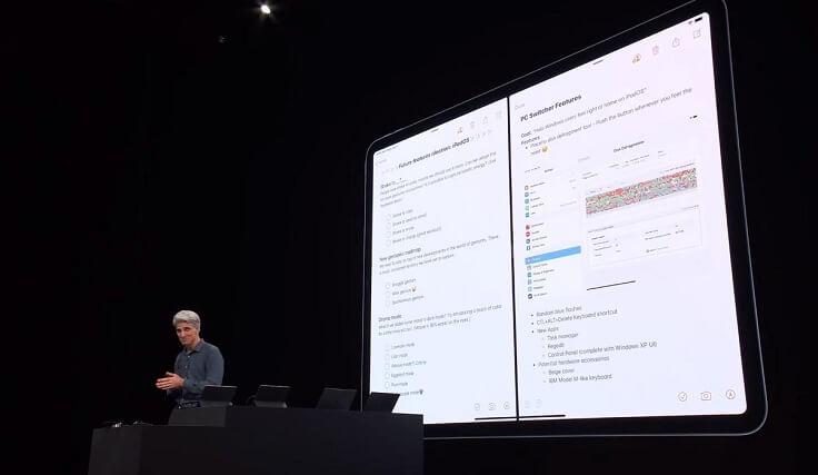 В новой iPad OS мультиоконность вышла на совершенно новый уровень