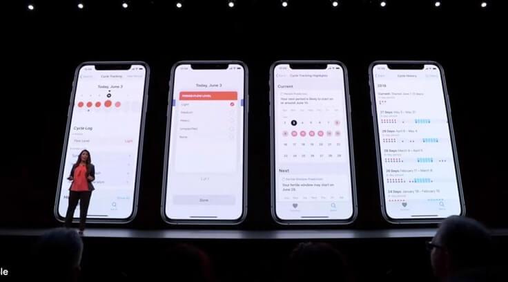 И конечно, все это будет происходить только на Apple Watch