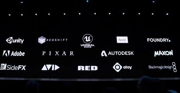 се самые крупные игроки рынка заявили поддержку Mac Pro