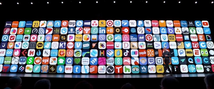 Project Catalyst – приложения, разработанные для iPad