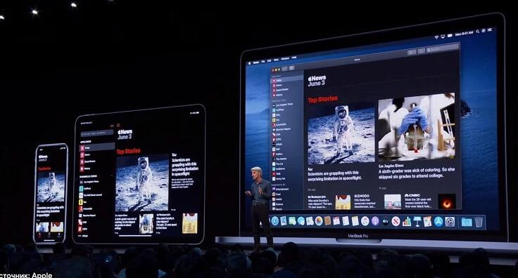 Разработчики могут официально переносить iPad приложения на macOS