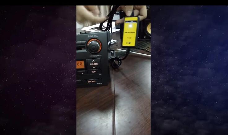 MP3 Адаптер