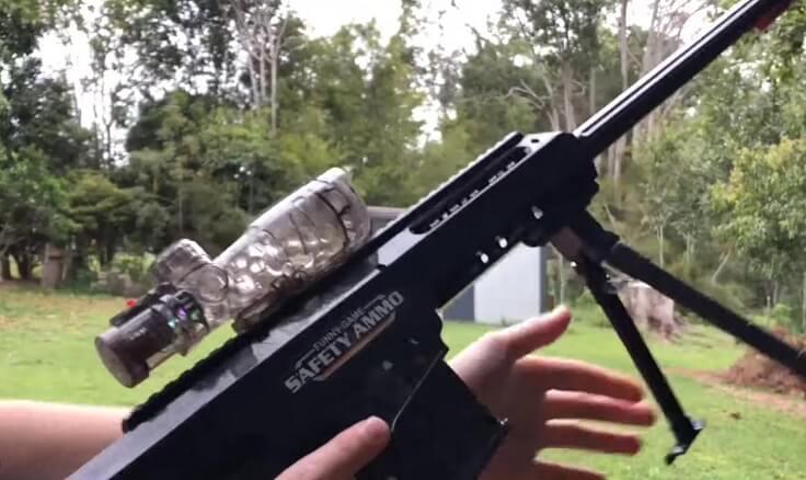 Автомат пулемет