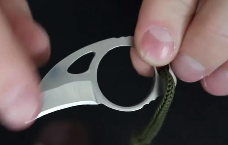 Портативный Нож-коготь
