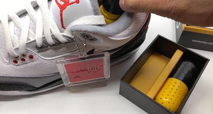 Дезодорант для обуви в капсулах