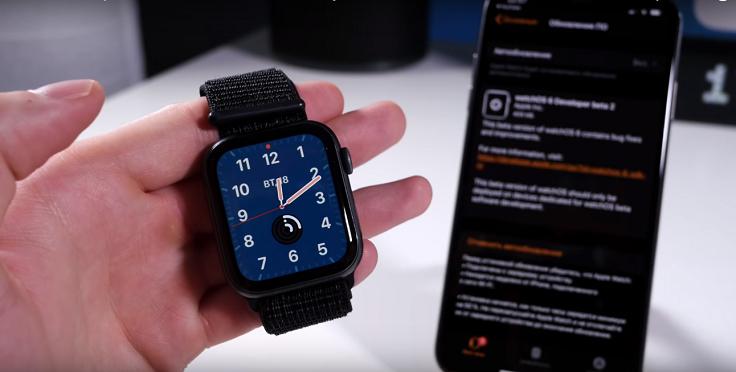 Перед установкой второй беты watchOS 6, сначала устанавливаем вторую бету на iPhone