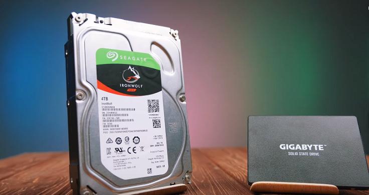 накопители для системы и любимых игр SSD 240 ГБ
