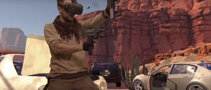 один из наиболее громких проектов для виртуальной реальности