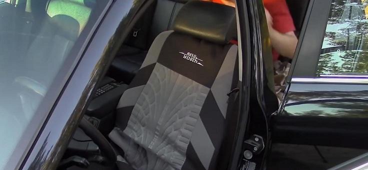 Чехлы на сиденья автомобиля