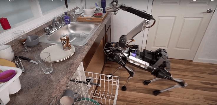 Роботизированные манипуляторы