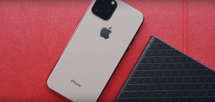 Так будут выглядеть новые смартфоны Apple