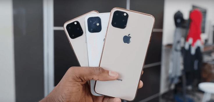 Новые iPhone так мало отличаются от предыдущих
