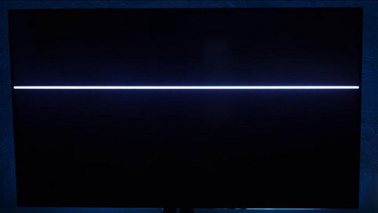 Подсветка разбита на 48 индивидуальных зон