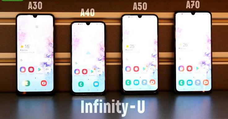 Середнячки А30, А40, А50 и А70 - Infinity-U