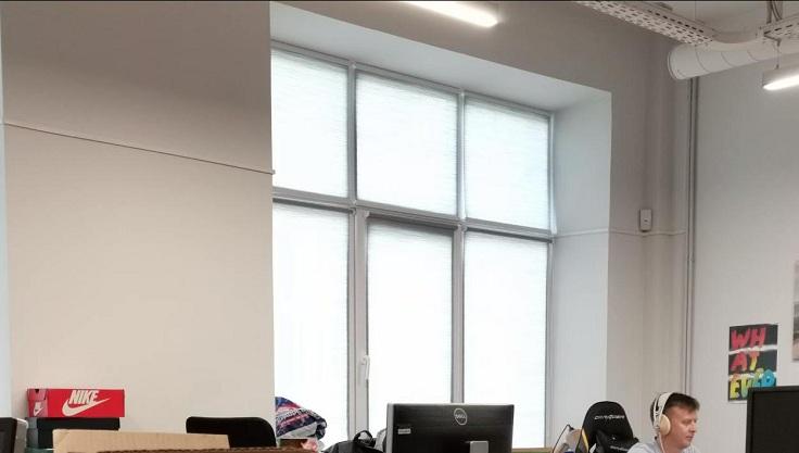вот так высветляет шторы на окнах этот самый Ultra Clarity