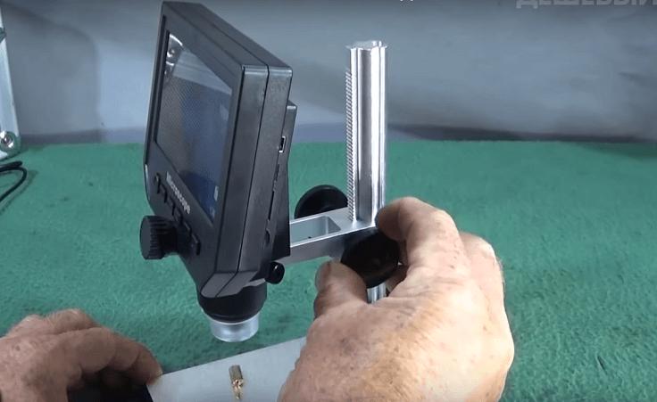 Бюджетный цифровой микроскоп