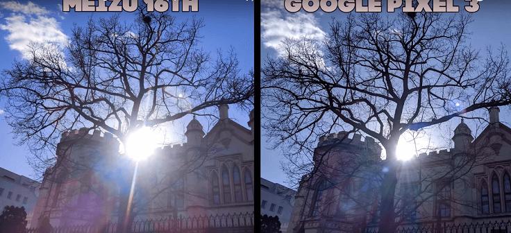 Pixel может делать в потенциале крутые фотографии