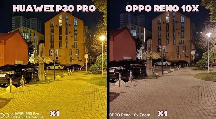 Оба смартфона имеют ночной режим и прекрасно снимают