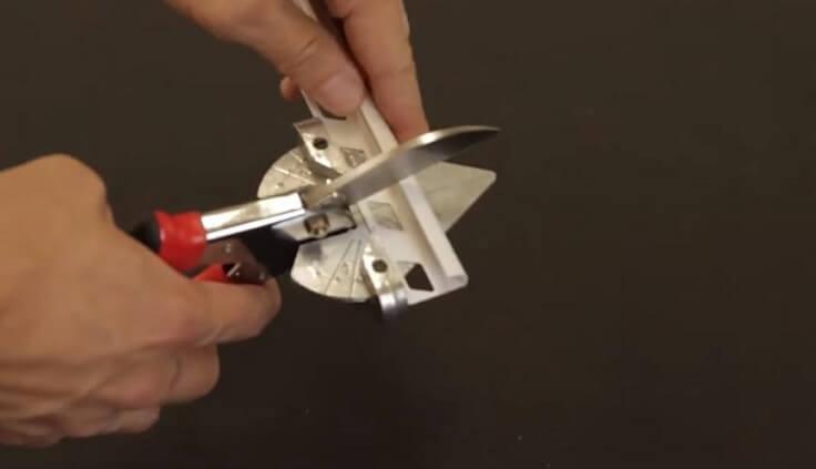 Угловые ножницы