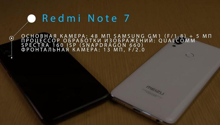 Прошивка на Redmi Note 7 успела обновится