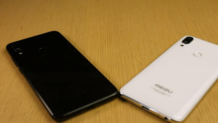 Meizu Note 9 снимает заметно лучше, чем Redmi Note 7
