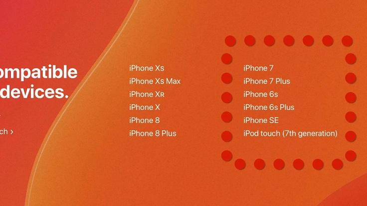 Сейчас в самом проигрышном варианте iPhone 7, Se и 6s
